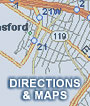 Directions to the New York Cardiothoracic Group's office in New York